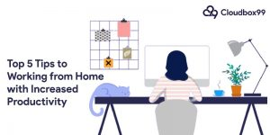 5 Tips to Working from Home
